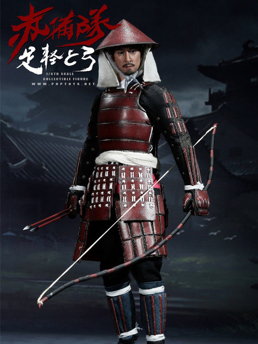 Pre-order 1/6 POPTOYS POP-W05A Ashigaru Standard version