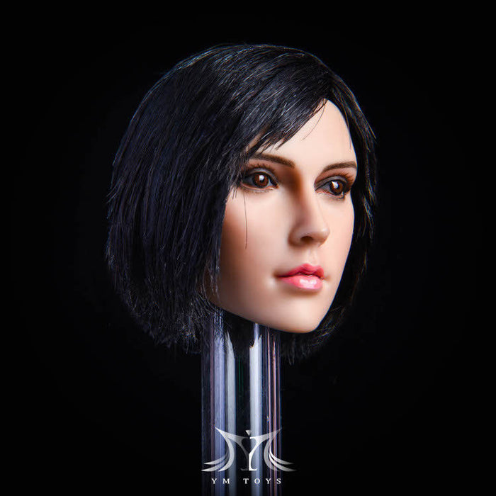"In-stock 1/6 Scale YMTOYS YMT018 ""Sha"" Female Head Sculpt H#Suntan"