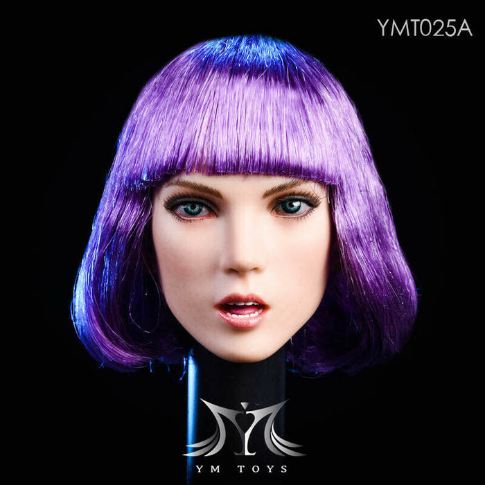 "In-stock 1/6 Scale YMTOYS YMT025 Female Head Sculpt ""You"" H#pale JP#4"
