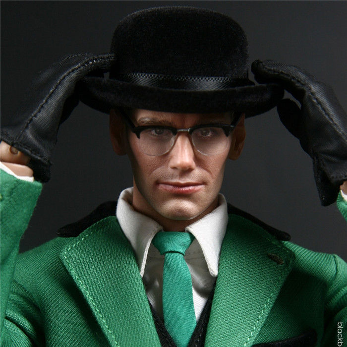 "Pre-order BLACKBOX 1/6 Scale GUESS ME SERIES ""The Riddler"" BBT9009"