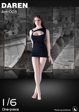 1/6 Anthotis Female Dress For Onesixth Action Figure Phicen Body TYM 005 006