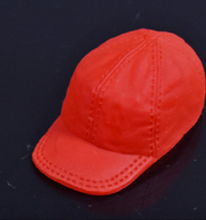 In-Stock 1/6 Scale Baseball Cap Rubber Fashion Accessory Clothes For Action Figure Female