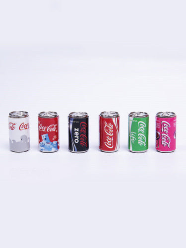 1/6 Scale Canned Cokes mini model for 12'' action figure scene props