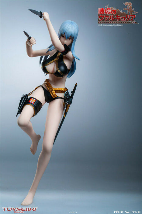 In-stock 1/6 TOYSEIIKI TS11 Valkyria Chronicles Selvaria.Bles Action Figure