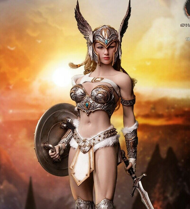 In-stock 1/6 TBLeague Tariah Silver Valkyrie Action Figure PL2019-149