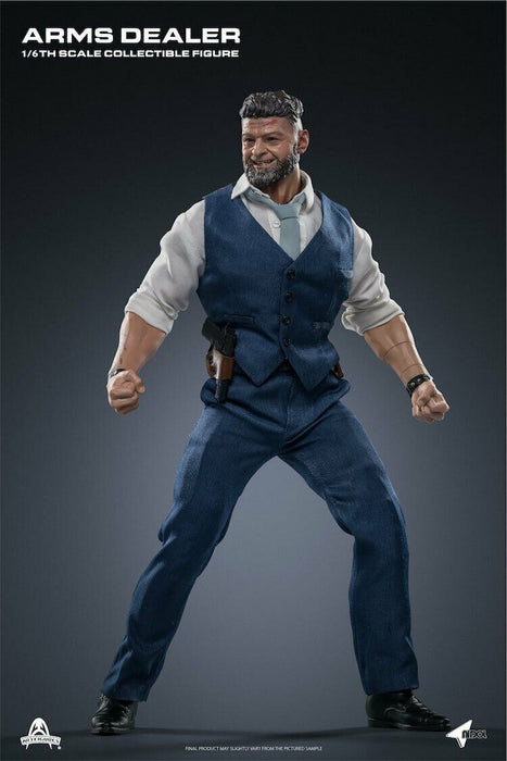 In-stock 1/6 Art Figures AI-006 Arms Dealer Action Figure