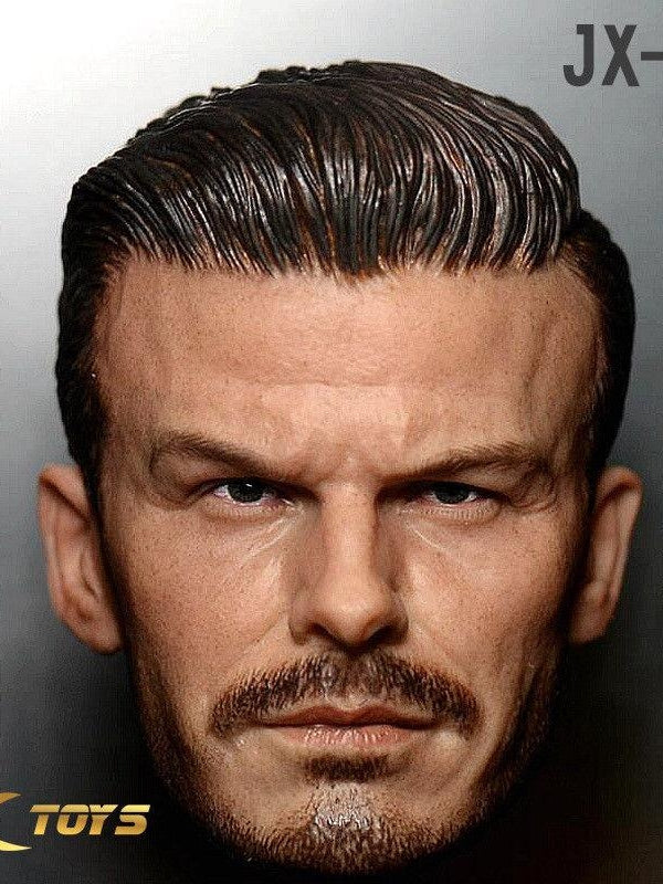 1/6 Scale Head Sculpt For Beckham David 12'' Action Figure Onesix JX10