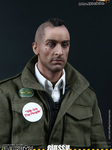 In-Stock 1/6 Scale BlackBox BBT9008 GUESS ME SERIES TAXICAB DRIVER 12in Action figure