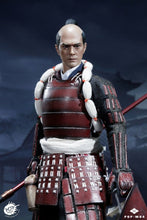 Pre-order POPTOYS 1/6 Armor Team Spearman Ashigaru-Spear Deluxe Ver POP-W04B