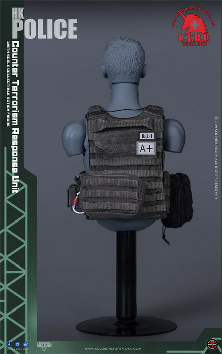 Pre-order 1/6 Scale Soldier Story SS-116 HK POLICE - CTRU Tactical Medic