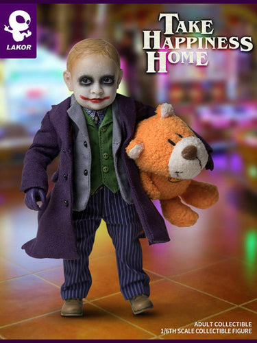 Pre-order Lakor Baby 1/6 scale Take Happiness Home - JOKER Baby 2.0 Figure
