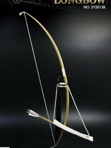 In-stock 1/6 Scale ZYTOYS ZY2013 Ancient Crossbow Set Weapon Accessories