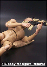1/6 Scale Male Body For Mordern Military Action Figure V8