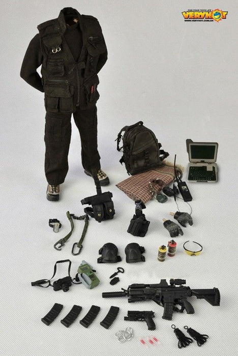 In-stock HOT FIGURE TOYS 1/6 VH veryhot 1031 CIA 2.0 Accessories Pack