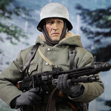 "In-Stock 1/6 Scale D80130 SS Panzer Divison Das Reich ""Dustin"" 12in figure"
