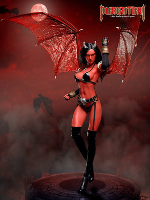 In-Stock TBLeague 1/6th Scale Purgatori Action Figure PL2018-120 12in figure