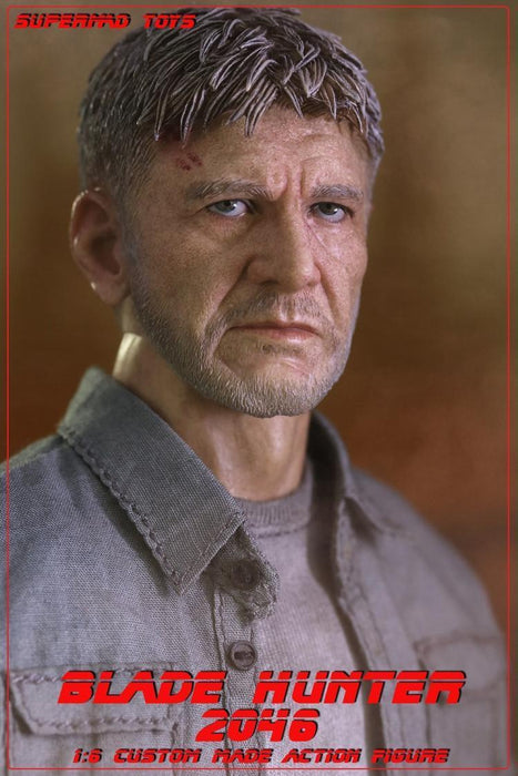 Pre-order 1/6 Scale SUPERMADS TOYS 2046 Agent D Action Figure
