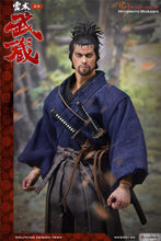 In-Stock WOLFKING WK89015A 1/6 Scale 12in Action Figure Samurai Miyamoto Musashi