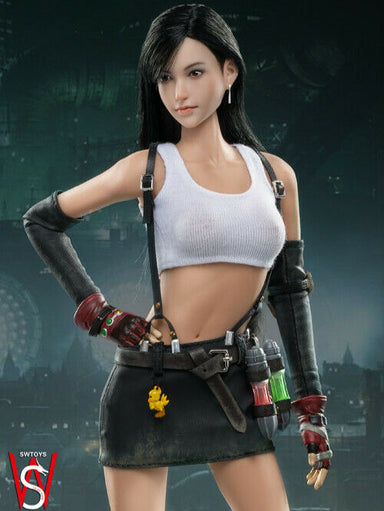 Pre-order 1/6 SWTOYS FS032 Fighter Tifa Action Figure