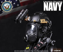 In-stock 1/6 mini times toys M007 US Navy  Ship in Doomsday Action Figure