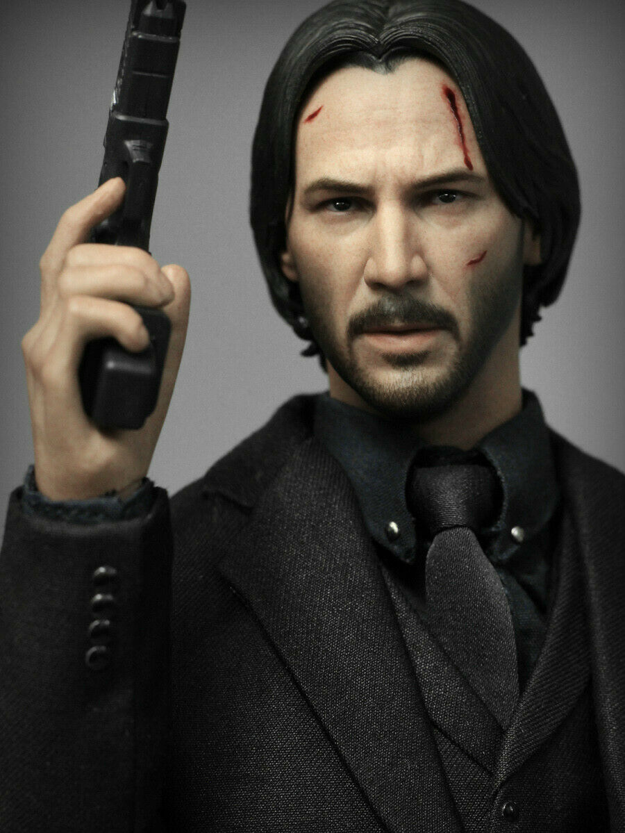 1 6 Scale Fire Toys A028 John Wick Action Figure Giantoy Action Figures
