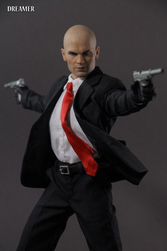 1 6 Dreamer Toys Hitman Agent Killer 47 Timothy Olyphant 12 Action