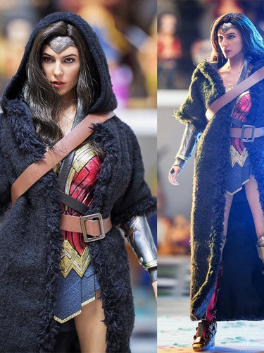 VS Toys Wired Cape Cloak For 1/6 Wonder Diana onesixth
