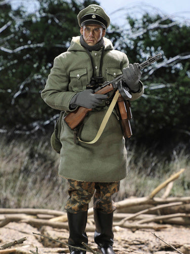 In-Stock 1/6 Scale DID WW2 SS-Panzer-Division Das Reich Nco