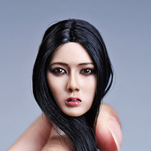1/6 Scale YMTOYS Xiu Female Head Sculpt H#Suntan