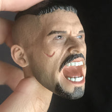 1/6 scale Scott Adkins Yuri Boyka Undisputed 3: Redemption Head Sculpt