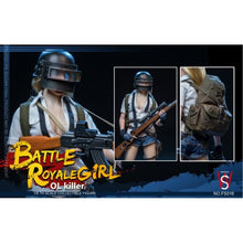 Pre-order 1/6 Scale SW Ourworld FS016 Battle Royale Girl OL killer Action Figure