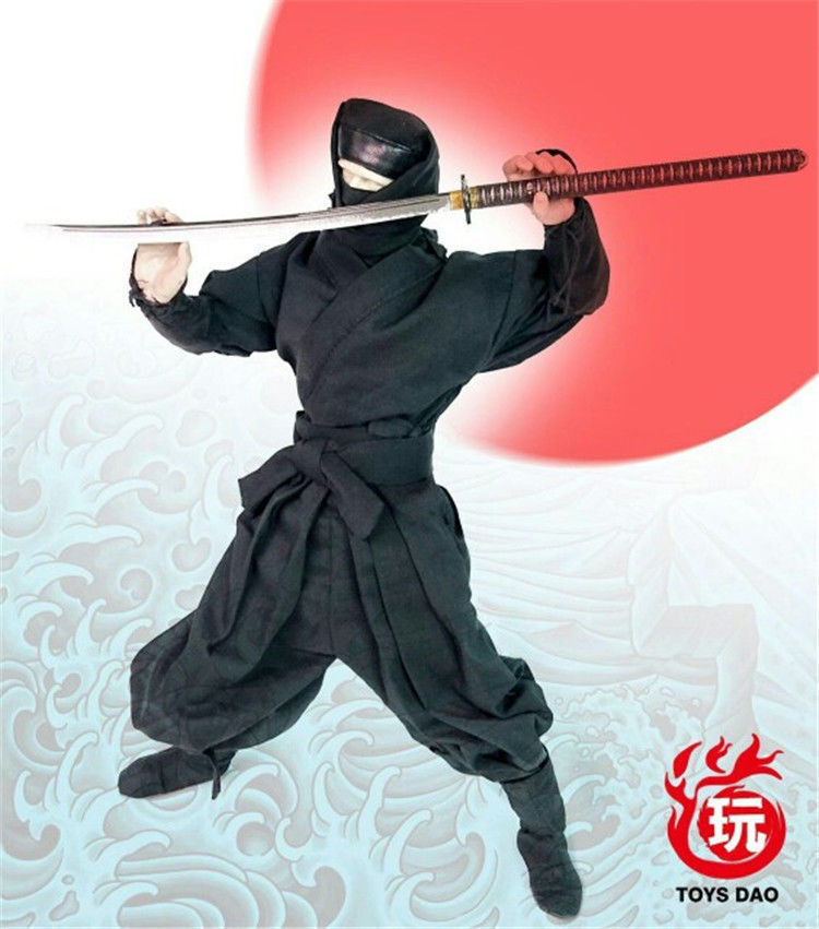 1/6 Toys Dao Ninja Suit Clothes For onesixth 12'' action figure