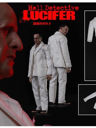 In-Stock Blackbox 1/6 Scale Guess Me Series  - Hell Detective