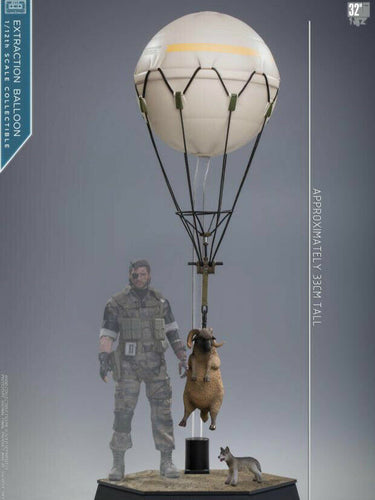 Pre-order 1/12 Scale LIMTOYS LIMINI Balloon Scene Metal Gear Solid Snake