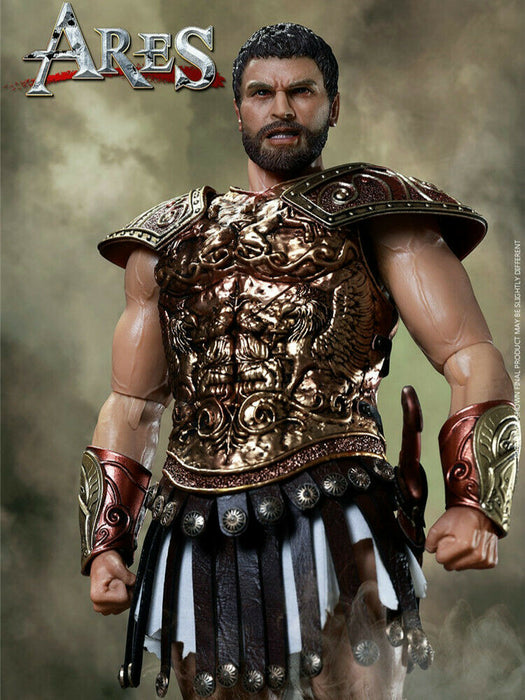 Pre-order 1/6 COOMODEL X HOMER PANTHEON SERIES - ARES / GOD OF WAR HS003