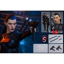 In-Stock 1/6 Scale SW Outworld swtoys FS018 The Clone Alice 2.0 Action Figure