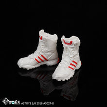 1/6 Scale Female Military High Ankle-High Tactical Boots ASTOYS AS-028