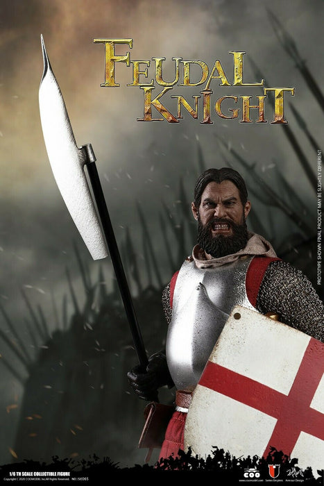 In-stock 1/6 COOMODEL EMPIRES ORDER OF THE SACRED GARTER SE065 Feudal Knight