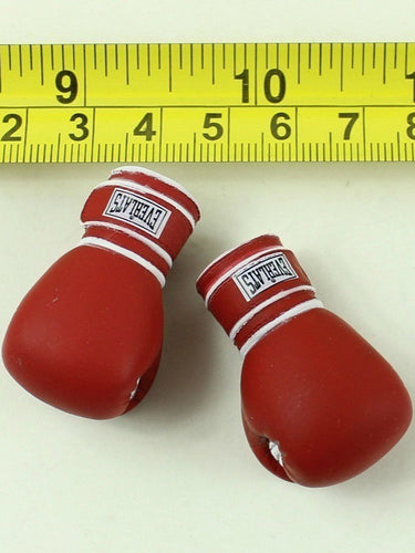 1/6 Boxing Gloves For 12'' Action Figure Female & Male Sports