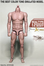 "1/6 Scale JXtoys S02 Bulk Strong Muscular 12"" Figure Body For Bane"