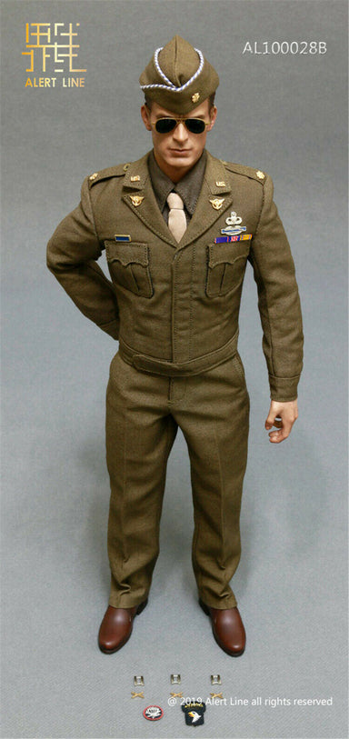 Pre-order 1/6 Alert Line WWII U.S.Army Officer Uniform Suit AL100028