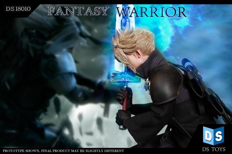 Pre-order DS TOYS DS18010 1/6 Fantasy warrior Action Figure