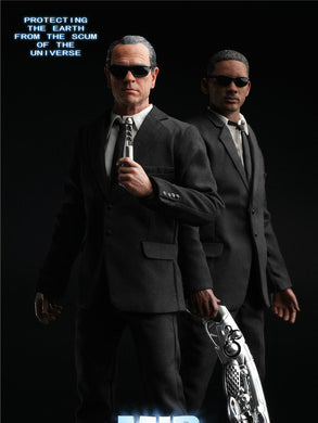 Pre-order 1/6 Scale Black Toys MIB Partners Men In Black BT103/104 Action Figure