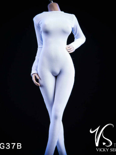 In-stock 1/6 Scale VSTOYS 19XG37 Long-Sleeve Jumpsuit