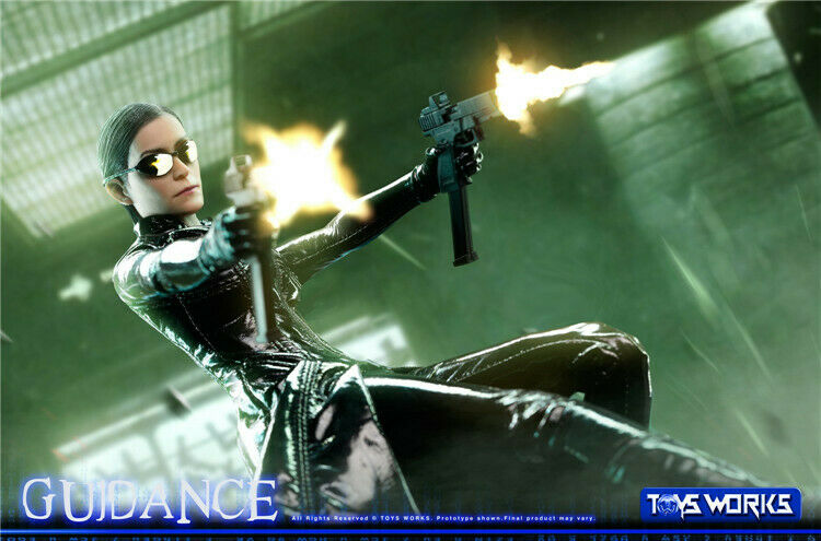 In-stock 1/6 Toys Works TW012 Guidance Action Figure