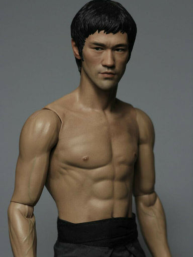 In-stock 1/4 45cm Fire Toys A020 Bruce Lee Action Figure