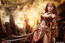 In-stock TBLeague 1/6 Scale Fighter Woman Action Figure PL2018-117