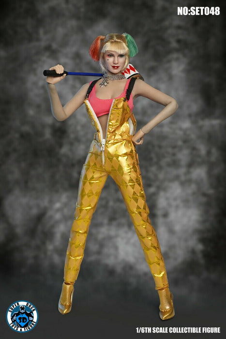 Pre-order 1/6 SUPER DUCK Cosplay SET048 Harley Custom Kit