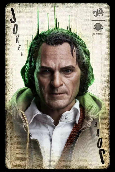 Pre-order 1/6 7CC TOYS ✗ PU STUDIOS Mad Man Casual Version Figure