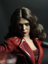 New Arrival Avengers 2: Age of Ultron Scarlet Witch 1:6 Scale Action Figure clothes set costume